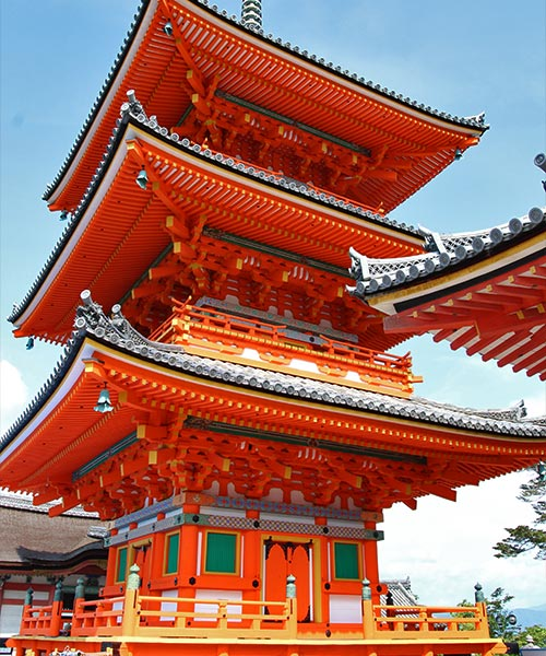Japan list banner