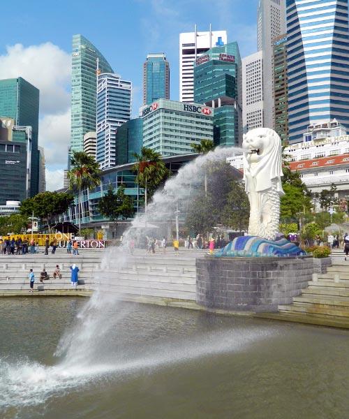 Singapore list banner