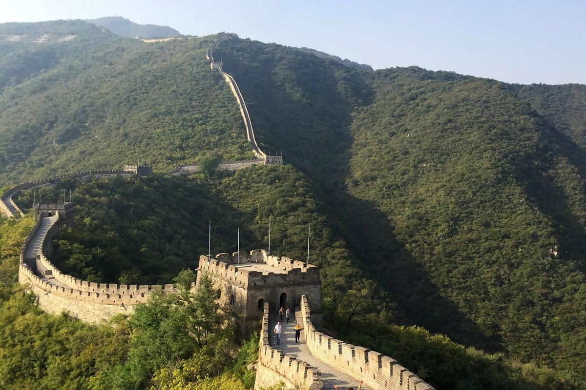 China-Beijing Great Wall of China