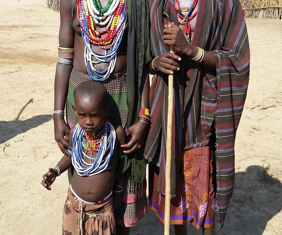 Ethiopia Arbore People