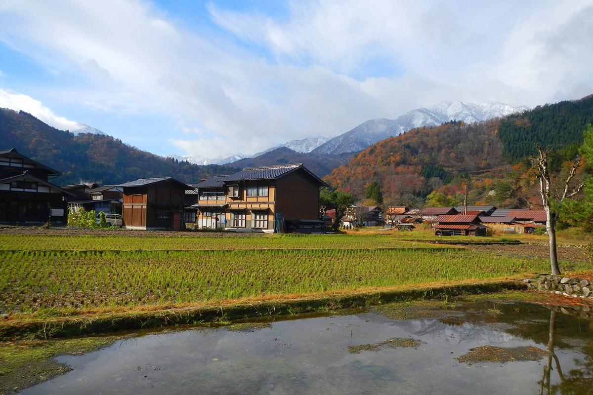 Japan Shirakawa