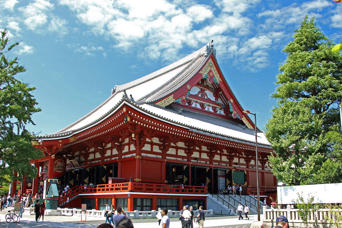 Japan Tokyo Asakusa