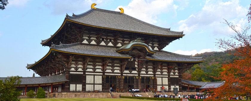 Nara - Todaiji Temple