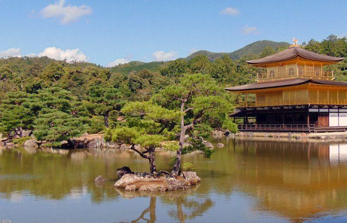 Kyoto, Kinkaku-ji Temple