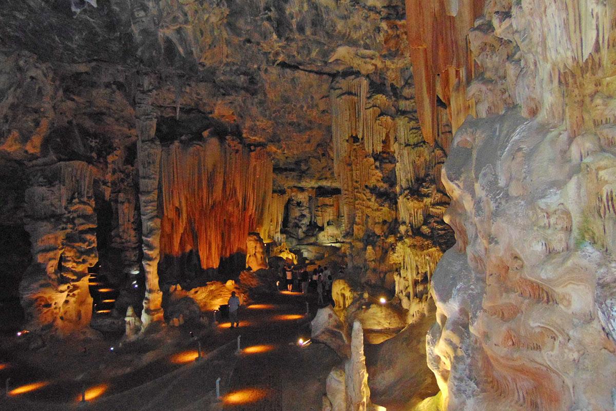 South Africa Oudtshoorn Cango Caves