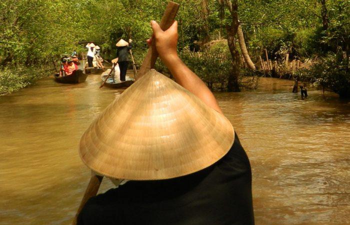 Vietnam Delta Mekong banner