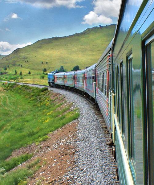 Train Jouneys list