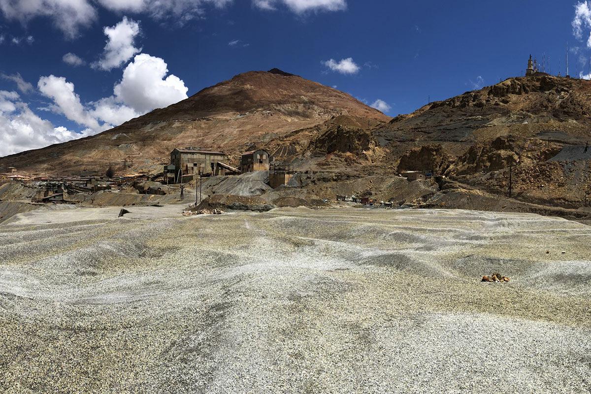 Bolivia Colchani