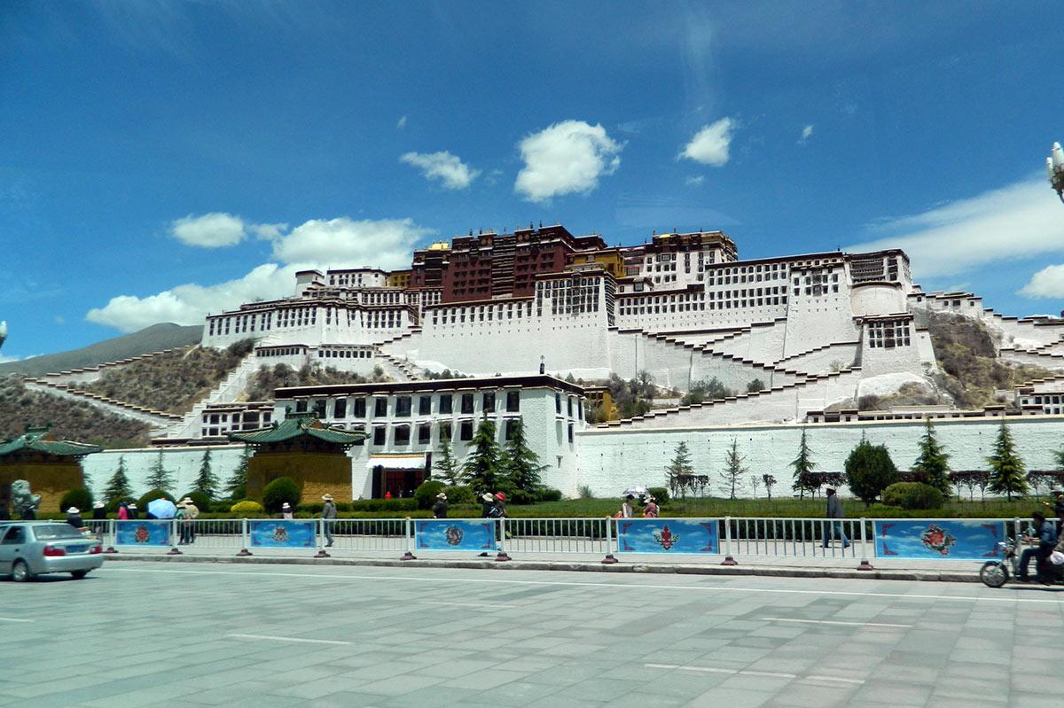 China Tibet Potala