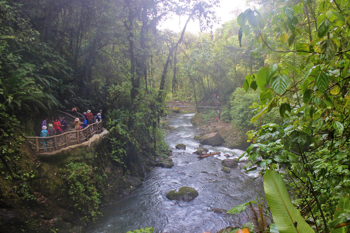 Costa Rica La Paz