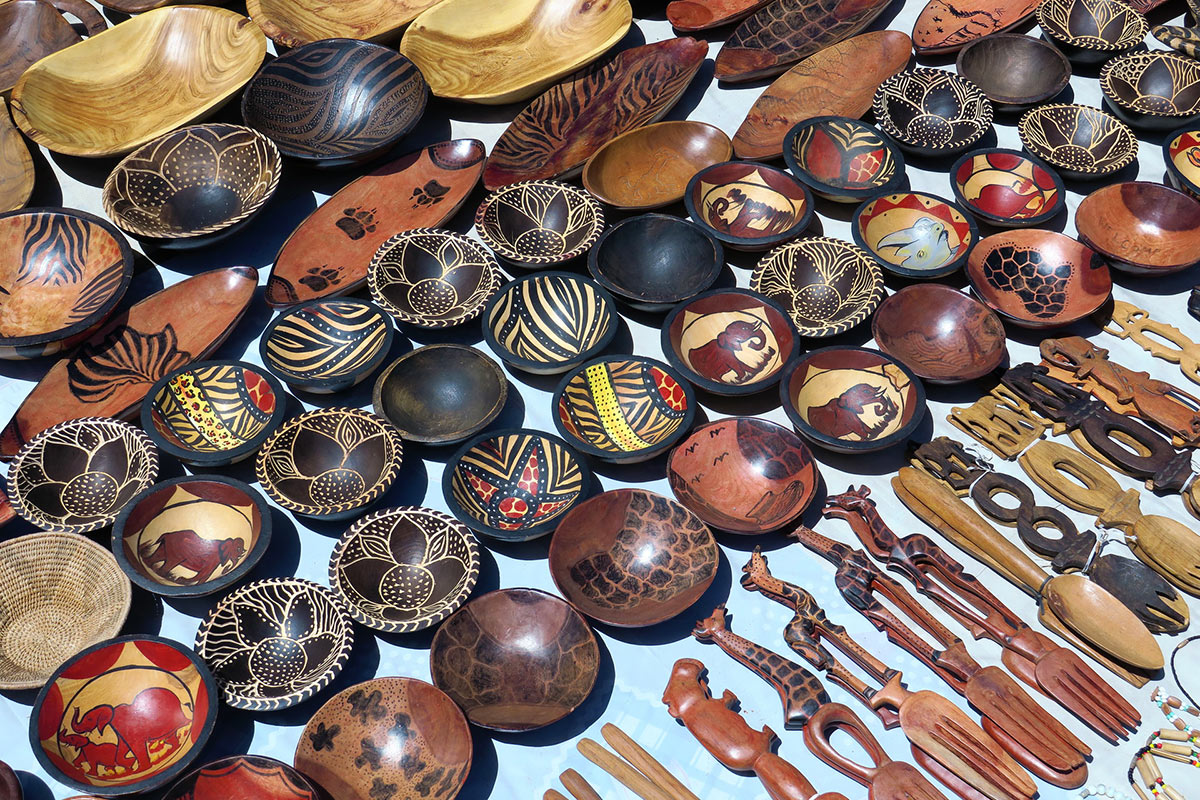 Namibia Swakopsmund Souvenir