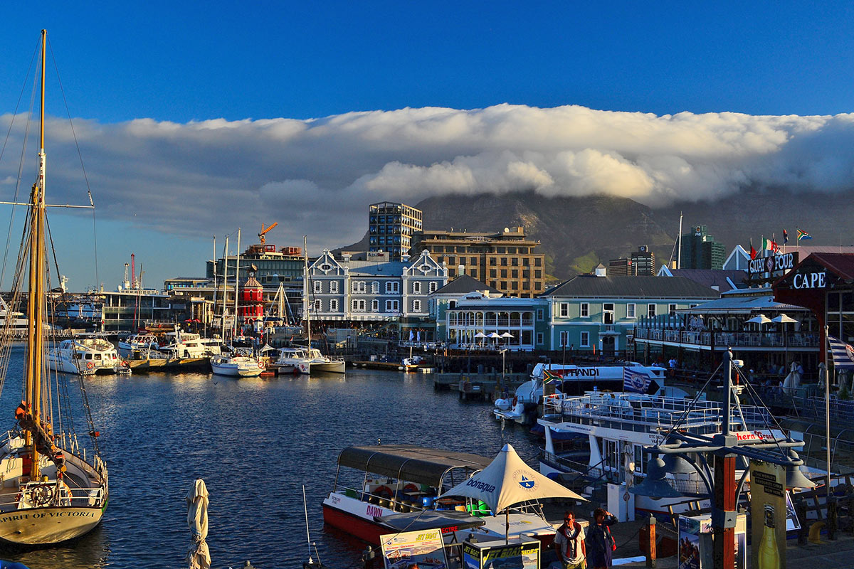 South Africa Port of Cape Town