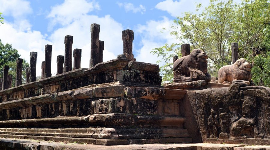Sri Lanka Polonnaruwa banner