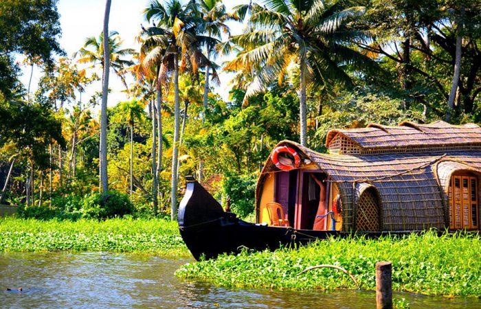 India Kerala Banner